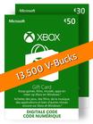 13500 Fortnite V-Bucks (Xbox)