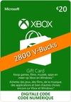2800 Fortnite V-Bucks (Xbox)