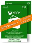 5000 Fortnite V-Bucks (Xbox)