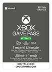 Xbox Game Pass Ultimate 1 maand
