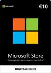 Microsoft Gift Card 10 euro