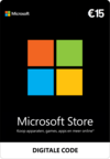Microsoft Gift Card 15 euro