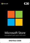Microsoft  Gift Card 30 euro
