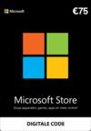 Microsoft Gift Card 75 euro