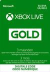 Xbox Live Gold 3 maanden EU