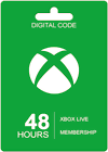 Xbox Live 48 uur Trial