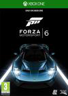 Forza Motorsport 6 Xbox One Game