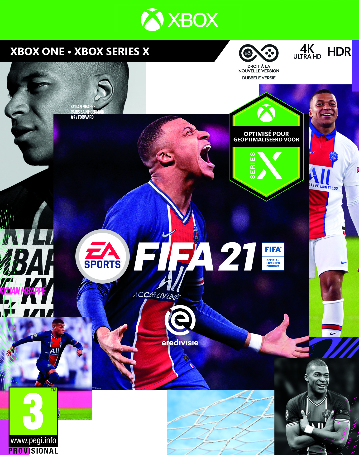 FIFA 21: Stand.Edition - Xbox One/Series X