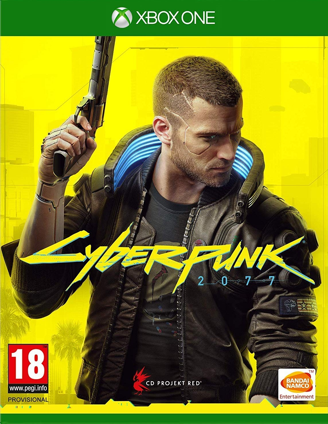 Cyberpunk 2077: Day One Edition - Xbox One